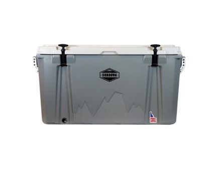 Cordova Coolers Journey Large Cooler, 88 qt, Gray - CCLGG100