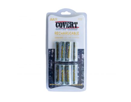 Covert Scouting 1.2 V Rechargeable NiMH Battery, 12/pack - 5113