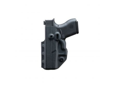 Crucial Concealment Covert Ambidextrous Ruger LCP II IWB Holster, Black - 1023