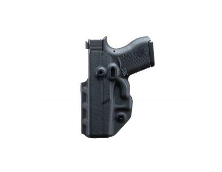 Crucial Concealment Covert Ambidextrous Glock 42 IWB Holster, Black - 1044