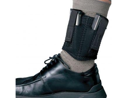 DeSantis Gunhide N81 Ankle Double Magazine Pouch, Black - N81BJZZZ0