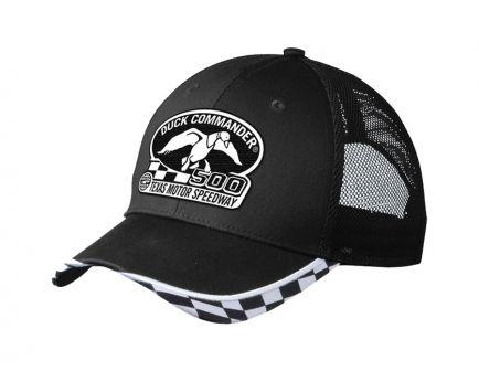 Duck Commander Texas Motor Speedway 500 Black Mesh Cap, Case of 10 Caps - DHDC50001