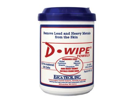 ESCA Tech D-Wipe Disposable Towel, 150/Canister - WT-150