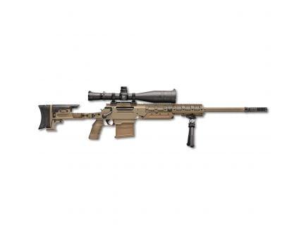 FN America FN Ballista .338 Lapua Mag Bolt Action Rifle, FDE - 3703003380