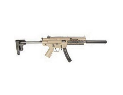 ATI GSG-16 .22lr AR-15 Carbine, Tan - 215GERGGSG1622T