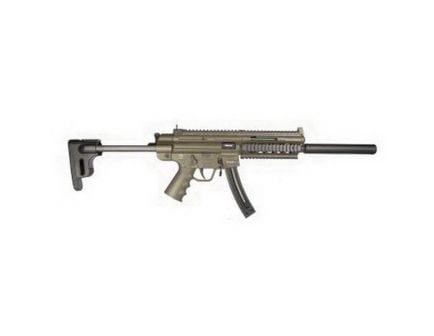 ATI GSG-16 .22lr AR-15 Carbine, Green - 219GERGGSG1622G