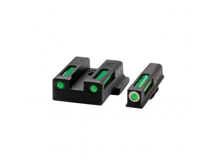 Hiviz LiteWave H3 Front/Rear Tactical Sight Set for S&W M&P EZ380 Pistol - EZN321