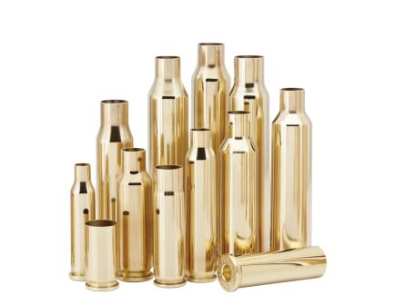 Hornady .300 Norma Mag Unprimed Brass Cartridge Case, 50/pack - 86723