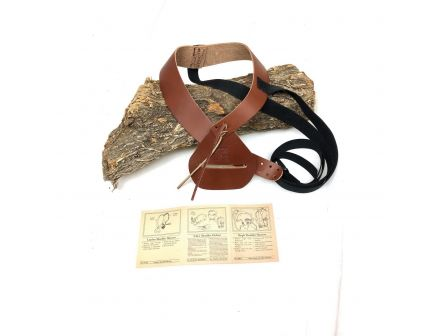 Hunter Company Shoulder Harness, Leather Brown - 6799