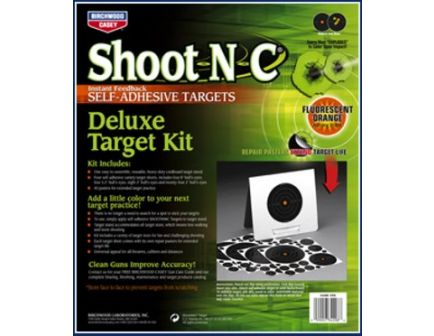 Shoot*N*C Deluxe Target Kit - 46101