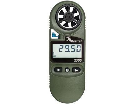 Kestrel Kestrel 2500 100' Waterproof Shock Resistant Weather Meter w/ Night Vision, Olive Drab Green - 0825NV