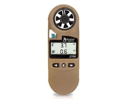 Kestrel Kestrel 2700 30' Waterproof Ballistics Weather Meter, Tan - 0827LTAN