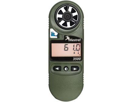 Kestrel Kestrel 3500 100' Waterproof Shock Resistant Weather Meter w/ Night Vision, Olive Drab Green - 0835NV