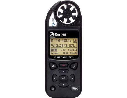 Kestrel Kestrel 5700 Elite 100' Waterproof Shock Resistant Weather Meter Link w/ Applied Ballistic, Black - 0857ALBLK
