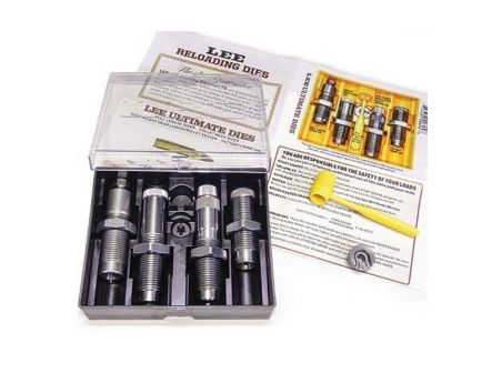 Lee Precision Ultimate 7mm Rem Mag Steel 4-Die Set - 90679