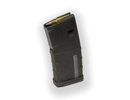 LWRC Magpul P-Mag 20 Round 6.8mm SPC Magazine, Black - 200-0123A01