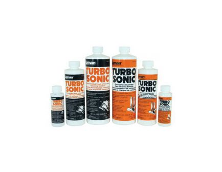 Lyman Turbo Sonic Steel and Gun Cleaning Solution, 32 oz - 7631715
