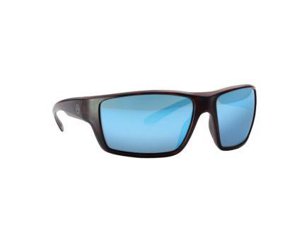 Magpul Industries Terrain Wraparound Eyewear, Polarized Bronze/Blue Mirror Lens, Tortoise Frame - MAG1021-901