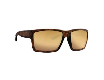 Magpul Industries Explorer X-Large Wraparound Eyewear, Polarized Bronze/Gold Mirror Lens, Tortoise Frame - MAG1047-840