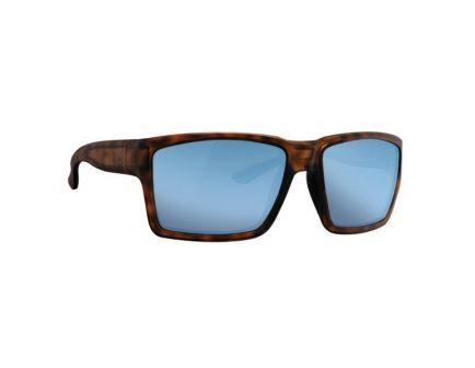 Magpul Industries Explorer X-Large Wraparound Eyewear, Polarized Bronze/Blue Mirror Lens, Tortoise Frame - MAG1047-901