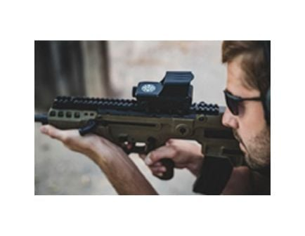 Meprolight Mepro Foresight 1x33x20mm Innovative Augmented Sight, 5 Pattern - ML5685553