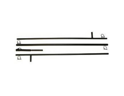 Mojo Outdoors Metal Extension Pole, Black - HW2204