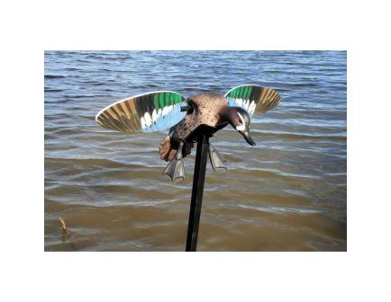 Mojo Outdoors Elite Series Blue Wing Teal Decoy, Duck - HW2475
