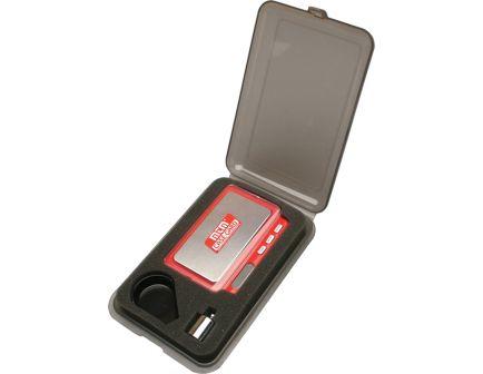 MTM Case Gard 750 gr Mini Digital Scale w/ Case, Red - DS750