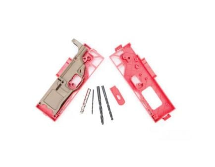 Polymer 80 .308 Win/7.62 Lower Receiver and Jig Kit, Flat Dark Earth - 308KITFDE