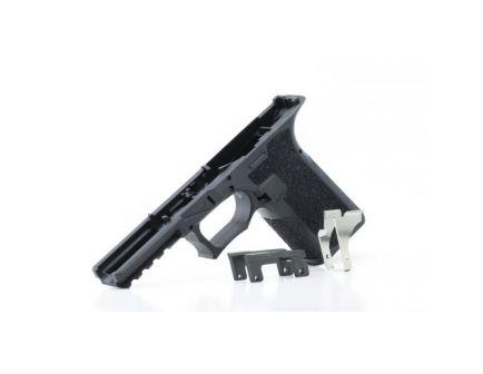 Polymer 80 PFS9 Serialized Compact Frame Kit, Black - PFS9BLK
