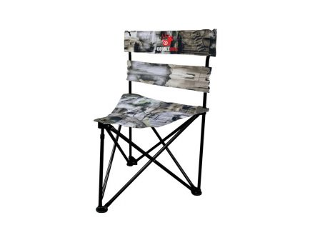 Primos Double Bull 300 lb Steel Ground Blind Tri Stool, Camo - PS60085
