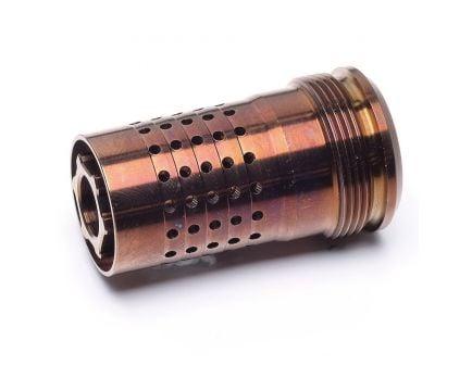 Q LLC Cherry Bomb 5/8-25 Fast-Attach Muzzle Brake, 7.62mm - CB5/824
