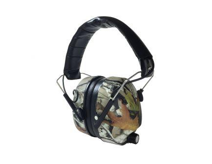 Radians 430-EHP 26 dB Over the Head Electronic Earmuff, Camo/Black - 430EHP4UCS