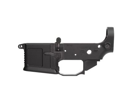 San Tan Tactical Multi-Caliber Billet Lower Receiver, Type III Hard Anodized Matte Black - STT15