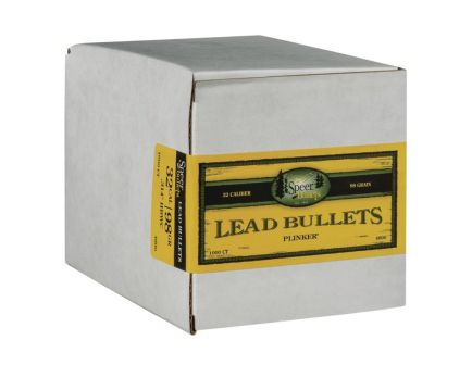 Speer .32 98 gr LDWC Handgun Bullet, 1000/box - 4600