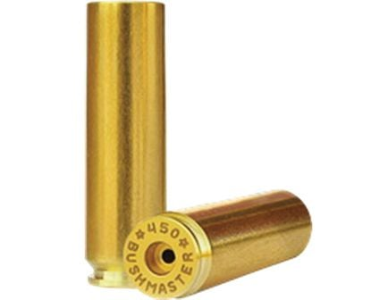 Starline Brass .450 Unprimed Brass Small Cartridge Case, 50/bag - STAR450BUSHM