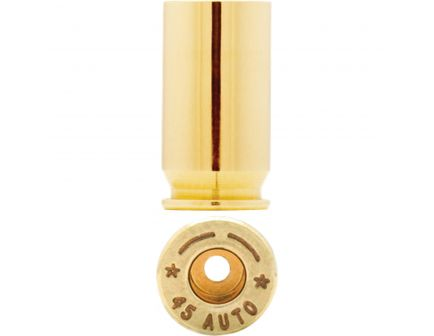 Starline Brass .45 ACP Unprimed Brass Large Cartridge Case, 100/bag - STAR45AEUP10
