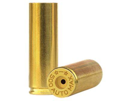 Starline Brass .500 S&W Mag Unprimed Brass Large Cartridge Case, 50/bag - STAR500SWEUP