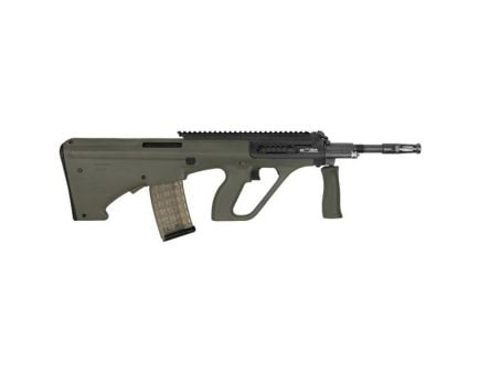 Steyr Arm AUG A3 M1 .223 Rem/5.56 Semi-Automatic AR-15 Rifle w/ Extended Rail, OD Green - AUGM1GRNEXT