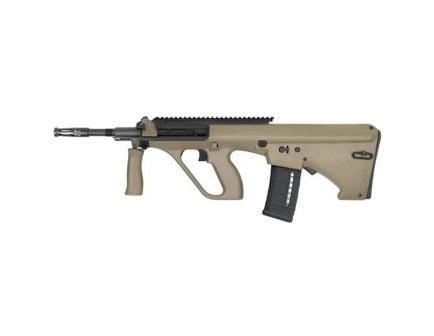 Steyr Arm AUG A3 M1 .223 Rem/5.56 Semi-Automatic AR-15 Rifle w/ Extended Rail, Mud Nato - AUGM1MUDNATOEXT