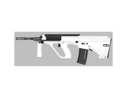 Steyr Arm AUG A3 M1 .223 Rem/5.56 Semi-Automatic AR-15 Rifle w/ Extended Rail, White Nato - AUGM1WHINATOEXT