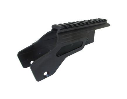 TacStar Rail Mount w/ Sidesaddle for 12 Gauge Mossberg 500 Shotgun Receivers - 1081029