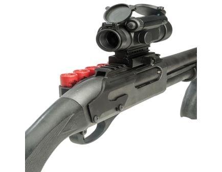 TacStar Rail Mount w/ Sidesaddle for 12 Gauge Remington 870 Shotgun Receivers - 1081035