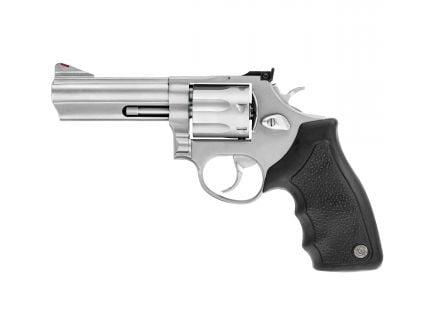 Taurus 65 Medium .357 Mag/.38 Spl +P Revolver, Matte Stainless - 2-650049HRG1