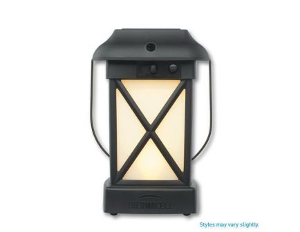 Thermacell Cambridge LED Mosquito Repellent Patio Shield Lantern, Black - MR9W
