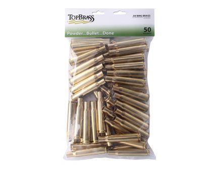 Top Brass Premium Reconditioned .50 Unprimed Brass Cartridge Case, 50/pack - 3B050BMGMY-50