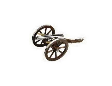 Traditions Mini Napoleon III Breech Cannon, .50 Black Powder - CN8021
