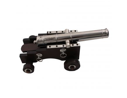 Traditions Mini Old Ironsides Breech Cannon, .50 Black Powder - CN8041