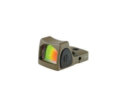 Trijicon RMR 1x22x16mm Type 2 Day/Night Red Dot Sight, 3.25 MOA Dot - 700696