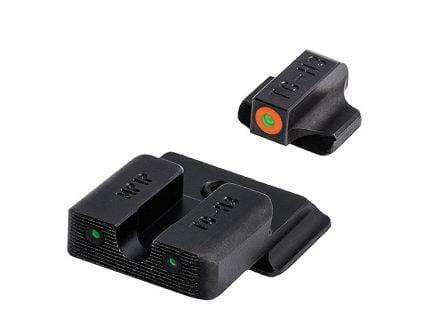 TruGlo Tritium Pro Front/Rear Night Sight Set for S&W M&P Pistol - TG231MP1C